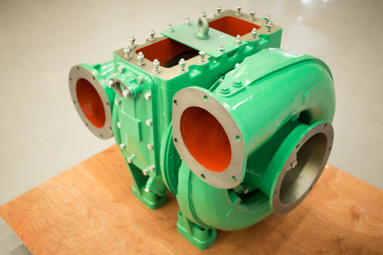 ABB VTC254 Turbo