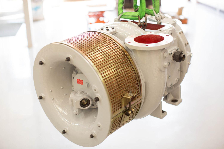 abb VTR200 turbo parts