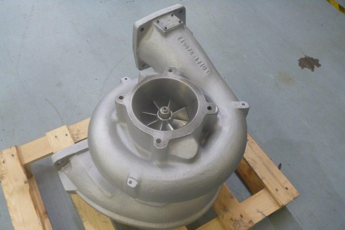 abb rr151 turbocharger