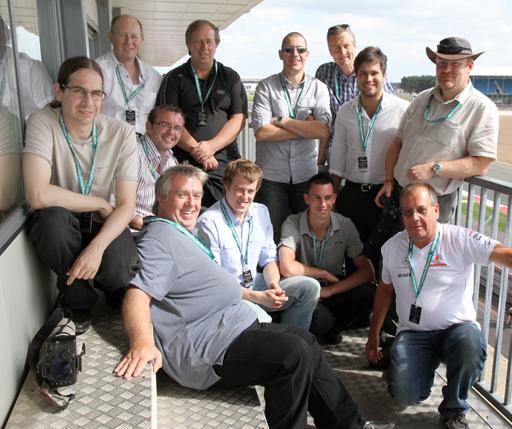 Bartech Team Photo
